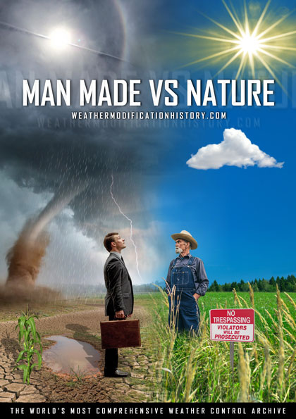 The Farmer vs. Rainmaker - Weather Modification History