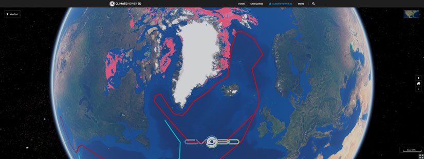 Thermohaline Circulation and Sea Ice Extent