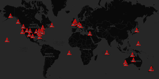 Five Eyes STONEGHOST Surveillance Network